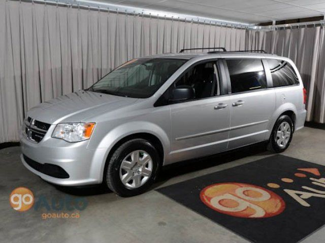 2011 dodge grand caravan se sto n go passenger van w rear climate control edmonton alberta. Black Bedroom Furniture Sets. Home Design Ideas