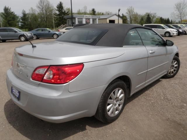 2008 chrysler sebring lx convertible stratford ontario used car. Cars Review. Best American Auto & Cars Review