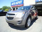 2010 Chevrolet Equinox LS - AWD - 4-CYL in Montreal, Quebec