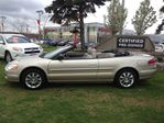 2005 Chrysler Sebring Limited, 1 OWNER, ACCIDENT FREE in Burlington, Ontario