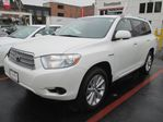 2009 Toyota Highlander HV CONFORT PACKAGE W/LEATHER SEATS. in Toronto, Ontario