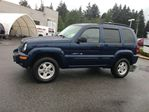 2002 Jeep Liberty Limited Edition in Surrey, British Columbia
