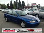 2003 Chevrolet Cavalier A/C - Power Windows - Power Locks - Key Less Entree - 2.2L EchoTech Engine in London, Ontario