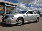 2011 Cadillac STS NAVIGATION+SUNROOF+CHROME WHEELS in Orangeville, Ontario