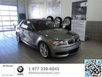 2011 BMW 1 Series WOW NAVIGATION! M SPORT PACK! in Dorval, Quebec