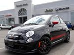 2012 Fiat 500 LIKE NEW Abarth!!! LEATHER SEATS, SAT RADIO!MOON R in Thornhill, Ontario