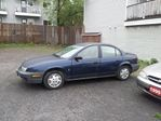 1998 Saturn 4dr Sedan AS IS,AS TRADED, SOLD in Ottawa, Ontario