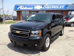 2013 Chevrolet Suburban LT/2nd & 3rd row DVD'S/8 passenger/sunroof/leather in Mississauga, Ontario