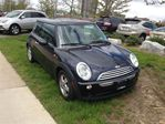 2006 MINI Cooper 1.6L PANORAMIC SUNROOF ALLOYS CANADIAN! in Mississauga, Ontario