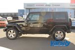 2009 Jeep Wrangler Unlimited Sahara in Calgary, Alberta