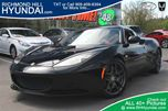 2011 Lotus Evora Black 6-Speed Manual Navigation Navi in Richmond Hill, Ontario