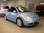 2009 Volkswagen New Beetle RARE HIGH LINE MODEL!!! in Bolton, Ontario