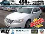 2012 Chrysler 200 $16495 +TAX/LIC BAD CREDIT PROS * OR AT 4.79% BW/ in London, Ontario