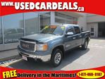 2010 GMC Sierra 1500 V8 4X4 Crew Fully Equipped Cruise in Saint John, New Brunswick
