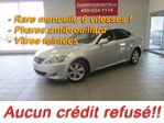 2006 Lexus IS 250 250*6vit,Mags,Fogs in Laval, Quebec