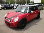 2006 MINI Cooper WOW MUST SEE LEATHER+SUNROOF!! in Oakville, Ontario