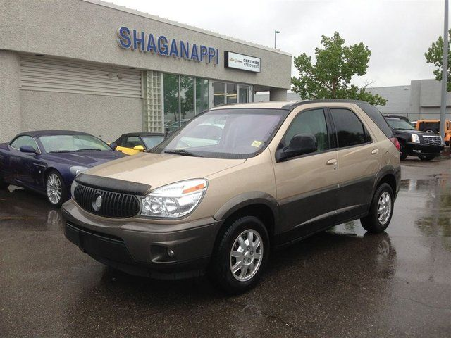 2004 buick rendezvous cx plus calgary alberta used car for sale. Cars Review. Best American Auto & Cars Review