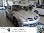 2008 Mercedes-Benz SLK-Class SLK280 Roadster CONVERTIBLE! LOW MILEAGE! in Dorval, Quebec