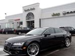 2013 Audi A7 LOADED!3.0T!S-LINE!NAV!DYNAMIC CRUISE! LIKE NEW! in Thornhill, Ontario