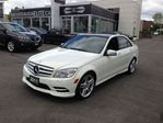 2011 Mercedes-Benz C-Class C350 4MATIC AMG APPEARANCE PKG. in Mississauga, Ontario