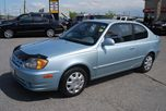 2004 Hyundai Accent GS in Ottawa, Ontario