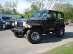 2000 Jeep Wrangler TJ SE. 155,000KM.. 4X4, 5 SPD, 4 CYL in Ottawa, Ontario