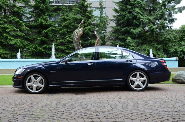 2009 mercedes benz s class 6 2l v8 amg vancouver for 2009 mercedes benz s550 amg