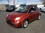 2012 Fiat 500 Lounge***LEATHER***CONVERTIBLE** in Mississauga, Ontario