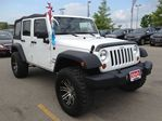 2012 Jeep Wrangler Unlimited *SPORT UNLIMITED* | WHEEL PKG in Mississauga, Ontario