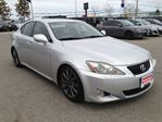 2008 Lexus IS 250 *IS 250* LEATHER | POWER SUNROOF | TRANS | ALLOY W in Mississauga, Ontario