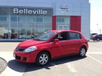 2009 Nissan Versa SL Hatchback in Belleville, Ontario