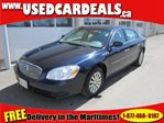 2007 Buick Lucerne Cx Air Fully Equipped Alloys Cruise in Saint John, New Brunswick