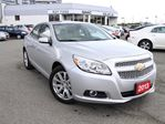 2013 Chevrolet Malibu LTZ LEATHER NAVI SUNROOF in Thornhill, Ontario