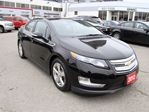 2012 Chevrolet Volt LEATHER NAVI 1 OWNER TRADE IN in Thornhill, Ontario