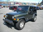 2006 Jeep Wrangler TJ SE DUAL TOPS in Halifax, Nova Scotia