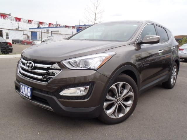 2013 hyundai santa fe limited awd black streetsville hyundai. Black Bedroom Furniture Sets. Home Design Ideas
