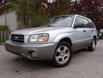 2004 Subaru Forester XS in Mississauga, Ontario