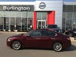 2009 Nissan Maxima 3.5 SV, NAVi, SNOWS, 1 OWNER in Burlington, Ontario