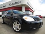 2007 Chevrolet Cobalt SS 2 DOOR COUPE WITH LEATHER in Calgary, Alberta