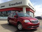 2012 Chrysler Town and Country TOURING WITH SUNROOF & DUAL DVD in Calgary, Alberta