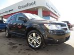 2009 Dodge Journey R/T AWD WITH LEATHER & DVD in Calgary, Alberta
