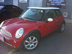 2006 MINI Cooper SOHO+LEATHER+ALLOYS+PANA.ROOF in Newmarket, Ontario