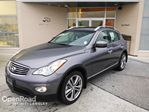 2012 Infiniti EX35 EX35 Premium & Navi AWD in Langley, British Columbia