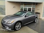 2012 Infiniti G37 G37x Sport AWD Coupe in Langley, British Columbia