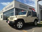 2011 Jeep Wrangler SAHARA GOLD/VERY LOW K'S... in Burlington, Ontario