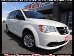 2012 Dodge Grand Caravan AVP! FACTORY WARRANTY! DUAL SLIDING DOORS! POWER WINDOWS! POWER LOCKS!! in Bathurst, New Brunswick