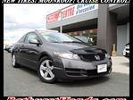 2009 Honda Civic LX!!! HONDA CERTIFIED! POWER MOONROOF! CRUISE CONTROL! in Bathurst, New Brunswick