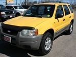 2002 Ford Escape XLS DURATEC in Ottawa, Ontario