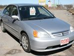 2003 Honda Civic LX 4dr Sedan in Ottawa, Ontario
