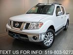 2012 Nissan Frontier SL 4WD CREW CAB! LEATHER SUNROOF! TONNEAU! in Guelph, Ontario